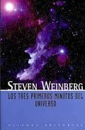 Los 3 primeros min universo_Weinberg